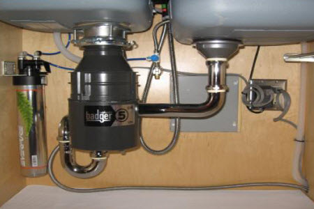 garbage disposal repair fort mill